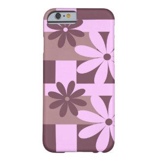 La tendencia colorea Marsala Funda Barely There iPhone 6
