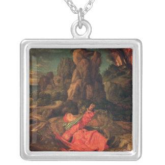 La tentación de St Anthony, c.1530 Collar Personalizado