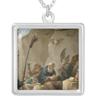 La tentación de St Anthony Grimpola Personalizada