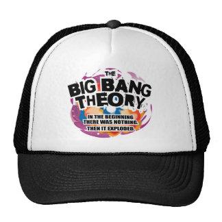 La teoría de Big Bang Gorras