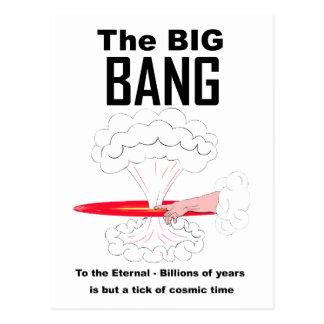 La teoría de Big Bang Tarjetas Postales