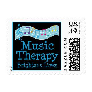 La terapia de música aclara sellos de las vidas