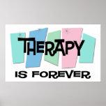 La terapia es Forever Poster