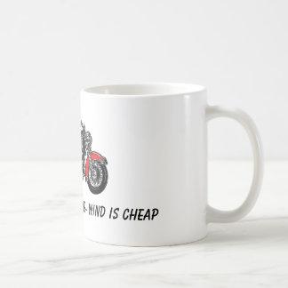 La terapia es viento costoso es taza barata