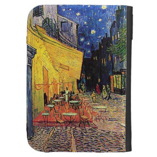 """La """"terraza del café"""" de Vincent van Gogh enciende"""