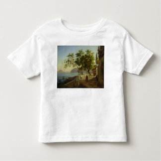 La terraza del Capucins en Sorrento, 1828 Camisetas