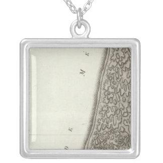 La Teste de Buch Silver Plated Necklace