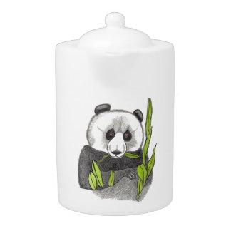 La tetera de la panda…
