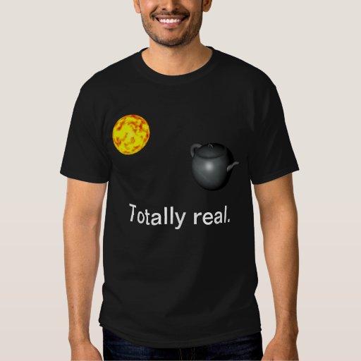 La tetera de Russell - camiseta Remera