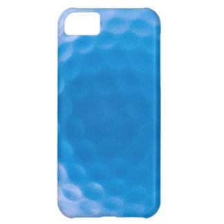 La textura de la pelota de golf forma hoyuelos el