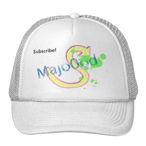 ¡La textura del gorra, suscribe! - Modificado para