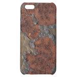 La textura del moho (hierro aherrumbrado escamoso