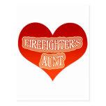 La tía del bombero postal