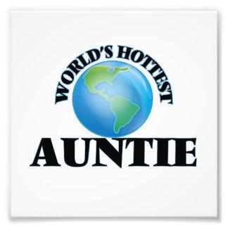 La tía más caliente del mundo cojinete
