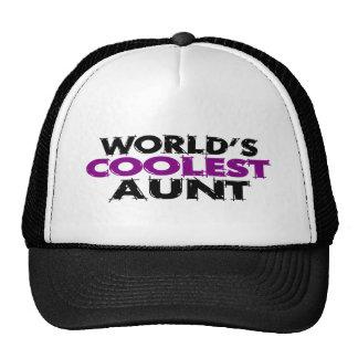 La tía más fresca de los mundos gorro de camionero