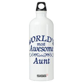 La tía más impresionante del mundo