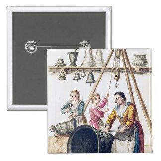 La tienda de Bellmaker veneciano Pin Cuadrado