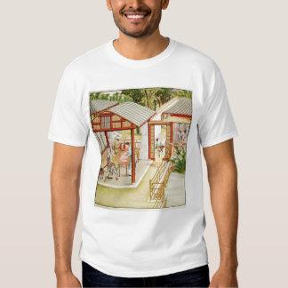 La tienda de la modista china camisas