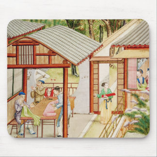 La tienda de la modista china mouse pads