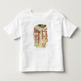 La tienda de la modista china playeras