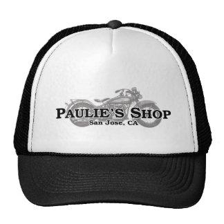 La tienda de Paulie Gorras