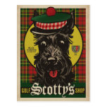 La tienda de Scotty del golf Postal