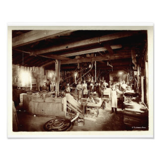 la tienda del agua del fabricante del siglo XIX Cojinete