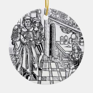 """La tienda del boticario, """"del pub de Cirugia del d Ornamentos De Reyes Magos"""
