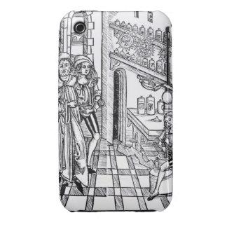 """La tienda del boticario, """"del pub de Cirugia del d iPhone 3 Cobertura"""