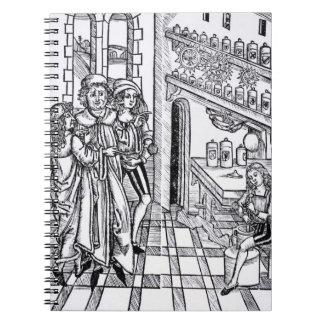 """La tienda del boticario, """"del pub de Cirugia del d Libro De Apuntes"""