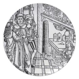 """La tienda del boticario, """"del pub de Cirugia del d Platos De Comidas"""