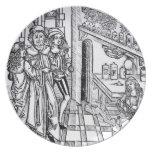 """La tienda del boticario, """"del pub de Cirugia del d Plato De Comida"""
