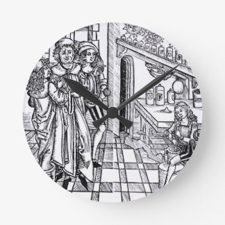 "La tienda del boticario, ""del pub de Cirugia del d Relojes De Pared"