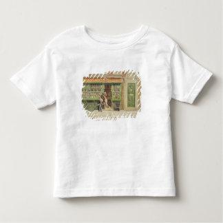La tienda del Colourman, el carril de San Martín, Remeras