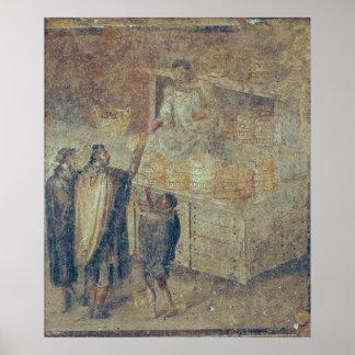 La tienda del panadero, del 'del de las casas poster