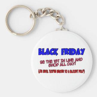 La tienda negra de viernes le labra descenso llaveros personalizados