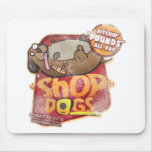 La tienda persigue la taza tapetes de ratón