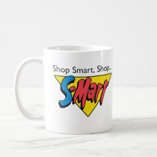 La tienda Smart, hace compras elegante - saludo al Tazas