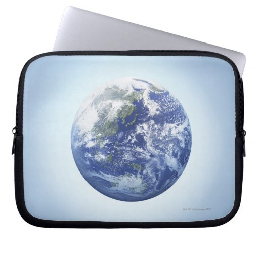 La tierra 10 fundas portátiles