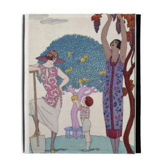 La tierra, 1925 (litho del color)