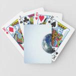 La tierra 7 baraja de cartas