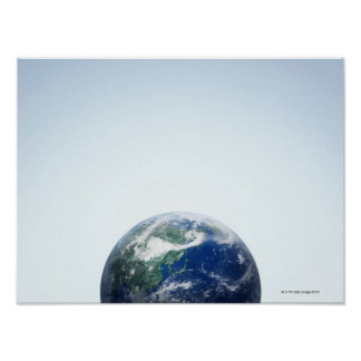 La tierra 7 poster