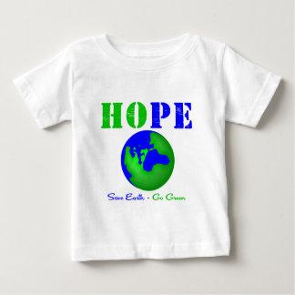 La tierra de la reserva de la esperanza va v2 playeras