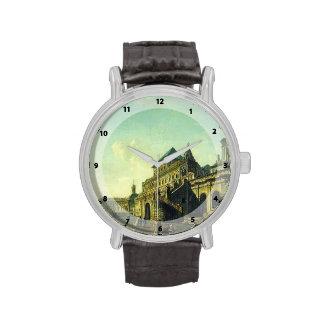 La tierra de los Alekseyev-Boyardos de Fyodor en M Reloj De Mano