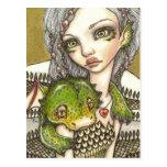 La tierra de los dragones postales