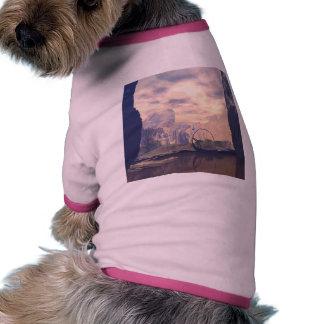 La tierra de los duendes camisetas de perrito