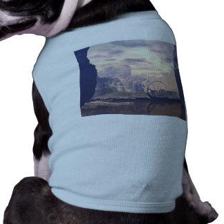 La tierra de los duendes ropa de perro