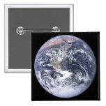 """"""""""" La tierra de mármol azul parece de Apolo 17 Pins"""