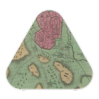 La tierra de Moriah o de Jerusalén Altavoz Bluetooth