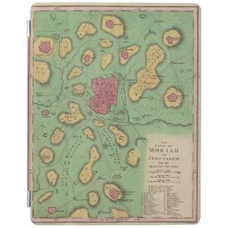 La tierra de Moriah o de Jerusalén Cover De iPad